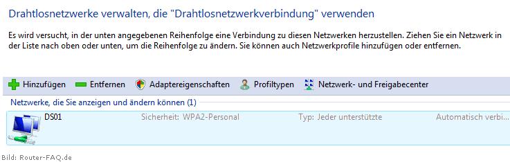 Router Faqde Windows Vista Wlan Automatische